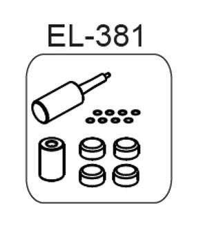 O-ring replacement set AFM/AFMP EL-381