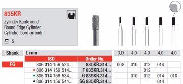 Diamant bor SG835KR FG 014