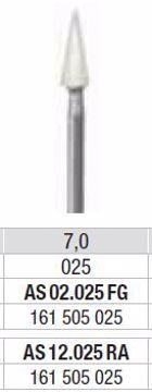 Polering kompositt/porselæn AS 02 025 FG