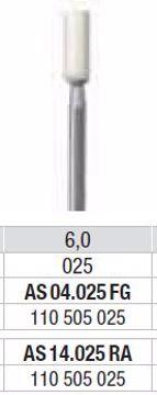 Polering kompositt/porselæn AS 04 025 FG
