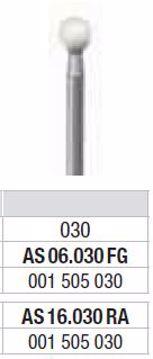 Polering kompositt/porselæn AS 06 030 FG