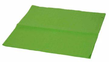 Pasientservietter krepp lysgrønn 73331