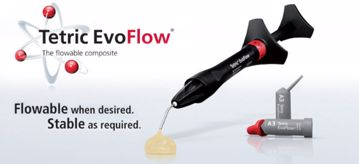 Tetric Evo Flow Sprøyter A2  595954