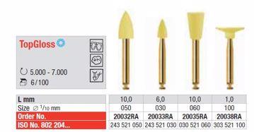 TopGloss 20032RA 050 flamme