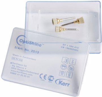 Hawe OptiShine pussebørster 2513