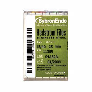 Hedstrøm filer Sybron str.45-80 ass12810