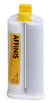 Affinis System 50 mørkblå materiale 6511