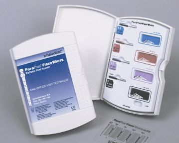Para-Post Fiber White Intro kit PF160