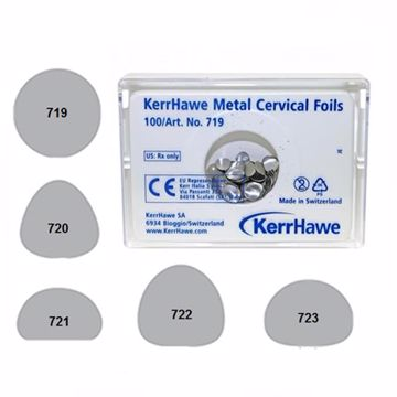 Hawe metall matriser Cervical 720