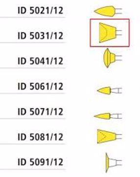 Identoflex pre-polishers  ID5021/12