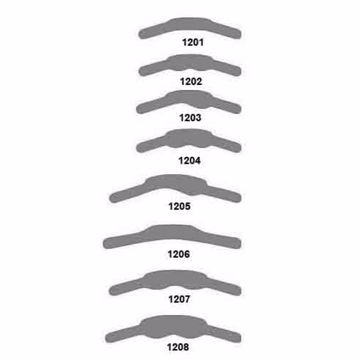 Hawe matriser rustfri stål super/tynn 1207