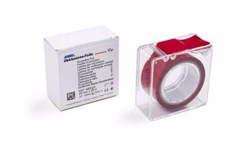 Blåpapir microtynn rød 480022***