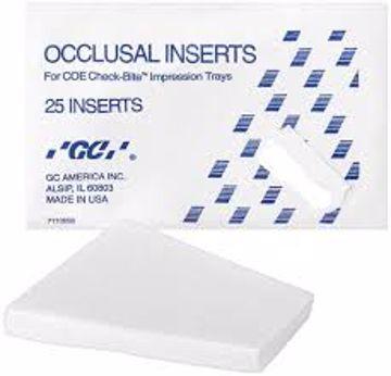 Check Bite occlusal innsert 262025