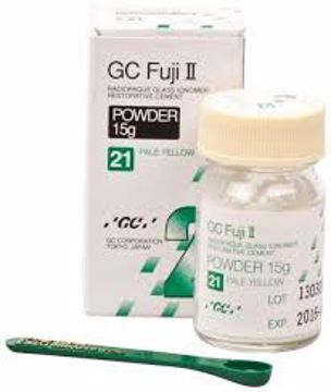 GC Fuji II pulver nr 26 (A4)***