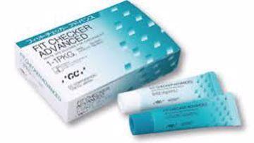 GC Fit Checker advanced white tuber 004903
