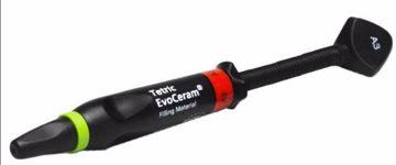 Tetric EvoCeram sprøyter Translusent  590326