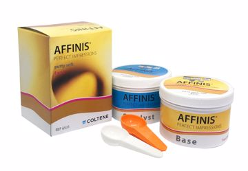 Affinis Putty Fast Soft  6531