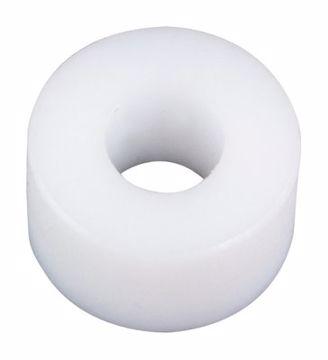 Elastomer Teflonring hvit 71050