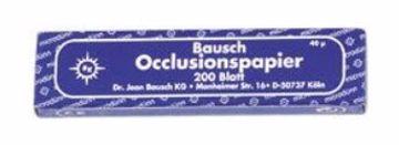 Blåpapir rette Bausch BK 09
