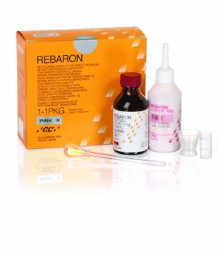GC Rebaron 1-1 pack n.3 pink intro pack
