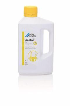 Orotol Plus - desinfeksjon av sugeanlegg