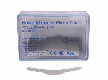 Hawe matriser rustfri stål micro/tynn 410