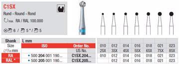 Metallbor C1SX RA 021