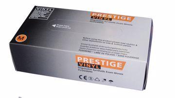 Prestige vinyl hansker Large