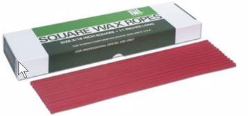 Hygenic Square Wax Myk voks  H00819