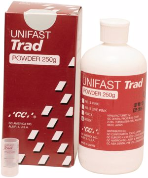 GC Unifast TRAD Ivory pulver 339104