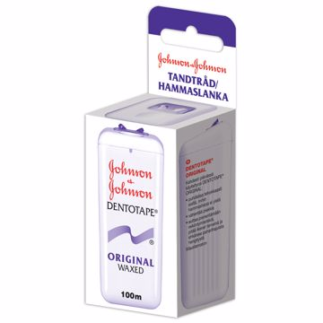 J&J Dentotape Orginal i boks 8409400