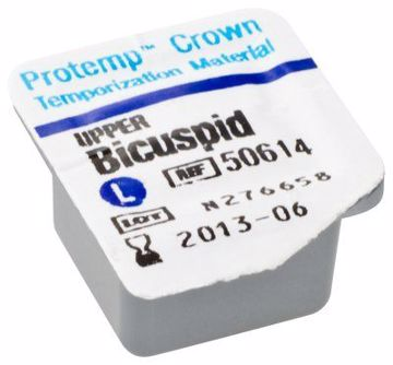 Protemp Crown Bicuspid  Upper Large 50614