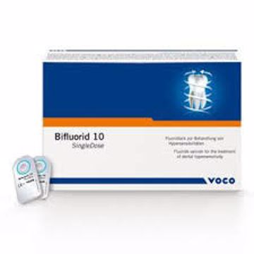 Bifluorid 10SD Single dose 1619***