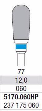 Hardmetall Freser 5270 060 HP