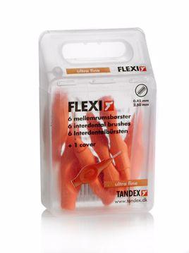 Tandex Flexi refill mellomrumsbørste ISO 0,8