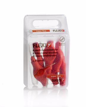 Tandex Flexi refill mellomrumsbørste ISO 0,9
