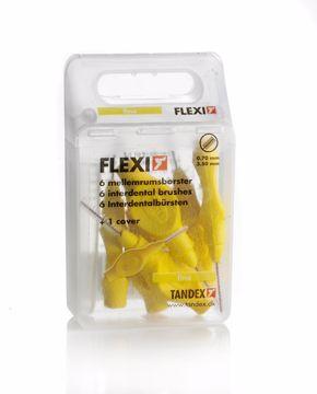Tandex Flexi refill mellomrumsbørste ISO 1,1