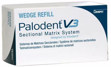 Palodent V3 Wedges 659790v