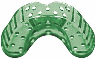 Polytray skjeer grønn
