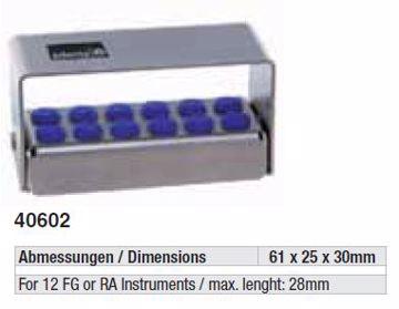 Borholder m/skytelokk 40602
