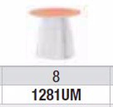 Flexi-Snap rød 1281UM/50