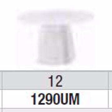 Flexi-Snap hvit 1290UM/50