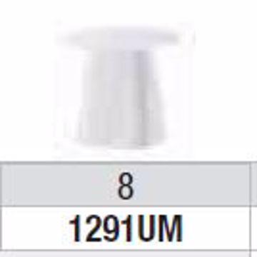 Flexi-Snap hvit 1291UM/50