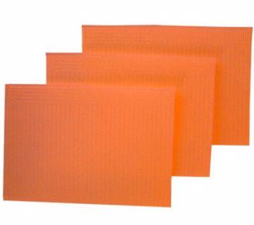 Prestige pasientservietter orange