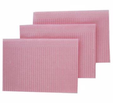 Prestige pasientservietter rosa