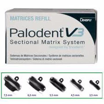 Palodent V3 Matriser molar 659740v