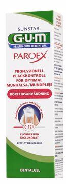 GUM Paroex Dental Gell 0,12%CHX  1790SCF