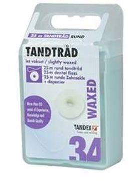 Tandex Tanntråd rund vokset G813384