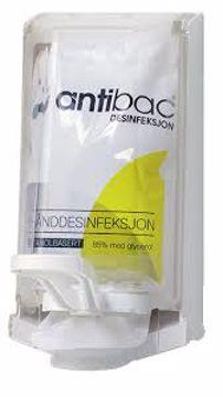 Antibac 85% Hånddesinfeksjon 601743