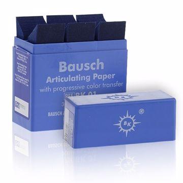 Blåpapir rette i boks Bausch BK01